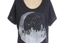 Tee Shirt Heaven / Tees, tee shirts, awesome Ts! Comfortable and casual, yet fashionable!