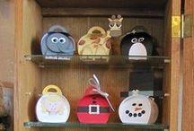 Curvy Box Crafts