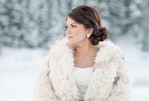 Winter Weddings /  Winter Wedding Ideas #alenaswanson #weddingplanner #weddingindustryexpert