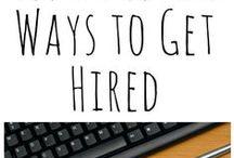 Jobs, Resume & Interviews / by William McAlpine