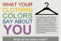 Psychology of Color / by William McAlpine