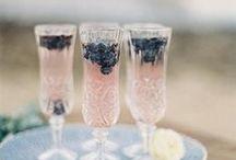 Rose Gold & Pink Wedding Inspiration / Wedding Inspiration Gold Metallic Pink & Black #alenaswanson #weddingplanner #weddingindustryexpert