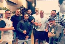 The Emporium Barber Experience / This are what its all about, our awesome clients. Want to bump into this amazing people? The Emporium Barber has prime locations in Fortitude Valley, Brisbane CBD and Bondi Beach. Book an appointment now! https://www.theemporiumbarber.com.au/pages/book-online-barber