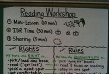 teaching :: readers workshop / by Andrea Leach