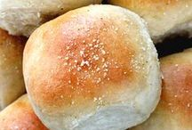 (Bread - I heart fresh baked bread!) / bread loaves, flat breads, rolls, buns, biscuits / by Roxana | a trEATs affair