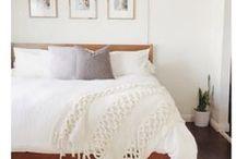 Bright & Calming Master Bedrooms