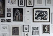 Framed - Decorate with Art / Decorate the home or office with art.