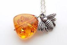 Jinja jewellery designs / Pretty jewellery created for my etsy shop