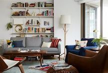 Modern & Hip Living Rooms