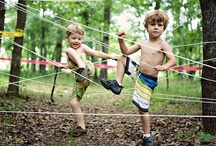 Kid Party Ideas / by Kristen Heavner