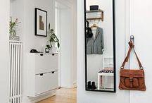 Simple & Stylish Entry Ways
