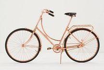 BICYCLETTES / Les petites reines / by Ophélie Burgstahler