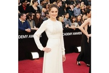 2012 Oscars: Stars in White / by ExtraTV