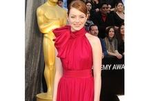 2012 Oscar Fashion