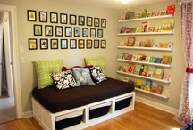 Home: Nooks / by Kassandra Raleigh