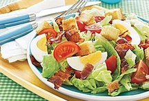 Salads / by Dixie Hurme