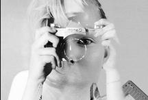 Photography / #photography #photographer #portrait #blackandwhite #color