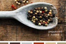 Home: Color Schemes / by Kassandra Raleigh