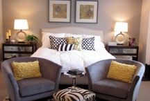Home: Bedroom - Ours / by Kassandra Raleigh