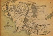 Fictional World Maps