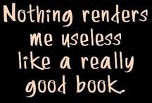 I'm a Bookie / Books, grammar, etc