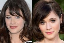 Star Makeovers: Haircuts and Dye Jobs