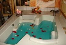 Treat Yo' Self Spa Day! / Everyone needs a day to relax! Here's some inspiration for the perfect at home spa day!