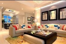 Interior Design Ideas / Here's some inspiration to design the inside of your pad!
