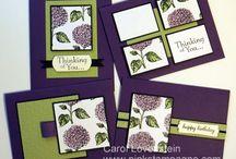 Craft - Cards: One Sheet Wonders