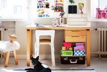 Colorful Playrooms