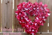 Valentine's Day / Ready to make this Valentine's Day one to remember for you and your kids? We have put together some DIY crafts and recipes for you!