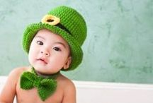 Saint Patrick's Day / Saint Patrick's Day is coming! Check out these fun pictures, yummy food, and interesting DIY drafts.
