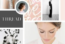 Design Me Pretty / Pretty pastels, floral patterns, chic typography & styling.