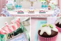 Ballet Parties / Ballet themed birthday and occasion parties.