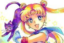 Sailor Senshis!