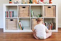 Kiddos | Bedroom & play/art spaces