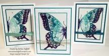 Stampin' Up! - Swallowtail (Retired)