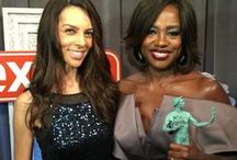 """""""Extra"""" at the 2016 SAG Awards / by ExtraTV"""