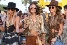 Coachella 2016 Fashions / Stars heat up the desert for Coachella!  / by ExtraTV