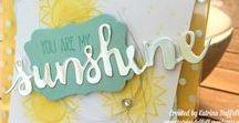 Stampin' Up! - Sunshine Sayings