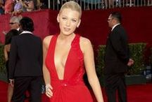 Celeb Fashionistas: Blake Lively / Blake Lively has never met a red carpet she didn't totally rock!