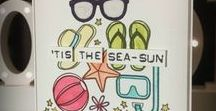 Stampin' Up! - Day at the Beach (Retired)