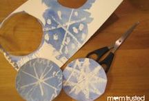 Winter Craft Ideas For Kids / by Milla Nilsson