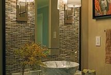 bathroom remodel / by Tammie Humphrey Thompson