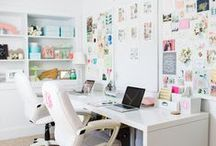 Office / by Laura at The Turquoise Home