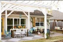 Outside Decor and Gardening Ideas / This board is full of amazing outside decor, inspiring outdoor spaces and gardening ideas. You will find a ton of DIY outdoor projects and DIY gardening ideas, too. If you are looking for beautiful outdoor living spaces and outdoor decor ideas to inspire you to get outside, this is the board for you!