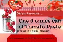 Tomato Wellness  / There is so much science and research supporting the health benefits of tomatoes, and the good news keeps on coming.