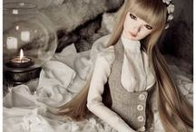 ༺♥༻ BJD & Figures ༺♥༻ / BJD, miscellanous dolls, figures - I want them so badly ! / by Ketty Mint