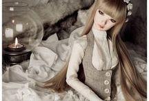 ༺♥༻ BJD & Figures ༺♥༻ / BJD, miscellanous dolls, figures - I want them so badly ! / by Ketty Mint