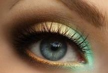 Beautiful...I have to try this! / Make up